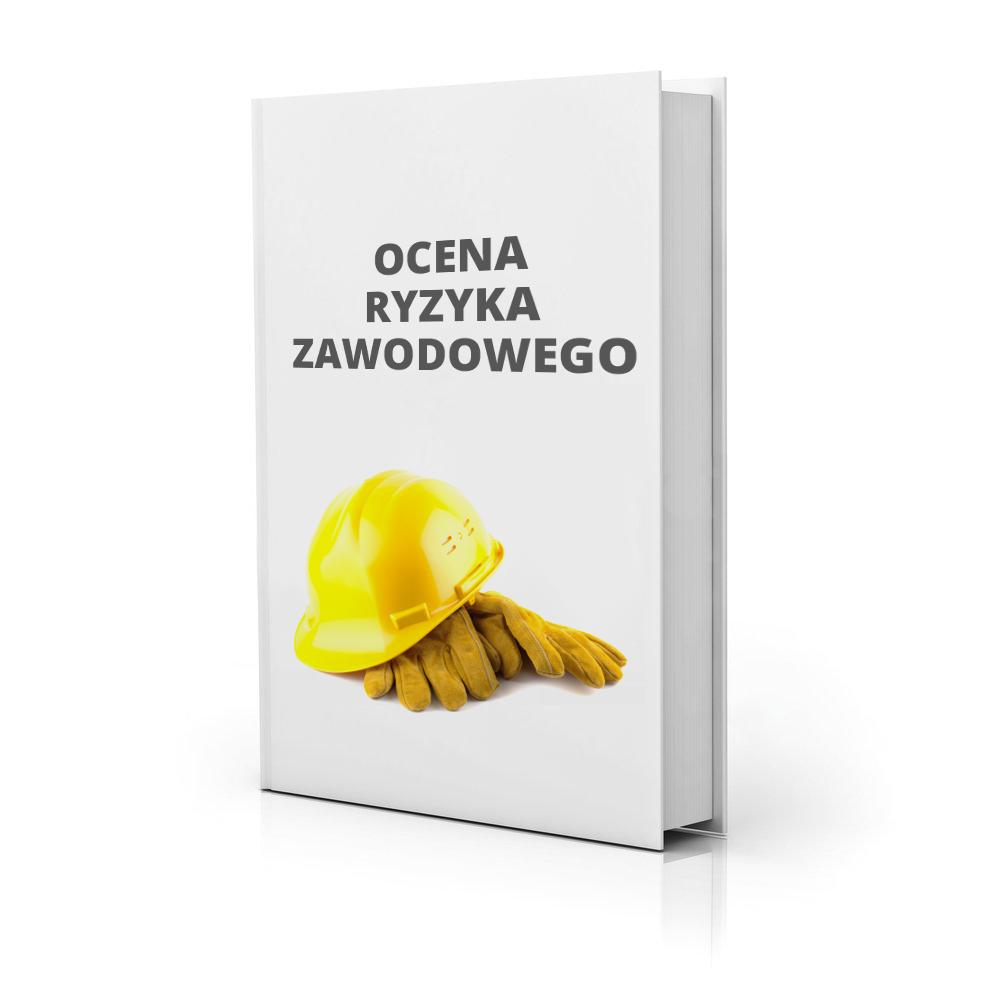 Ocena ryzyka zawodowego - Monter rurociągów górniczych