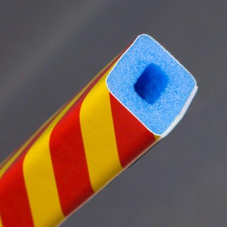Profil ochronny ostrzegawczy czerwono - żółty 2