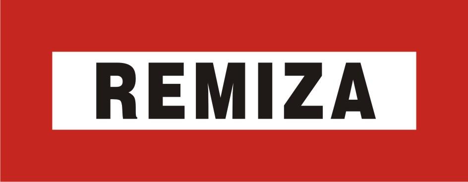 Znak przeciwpożarowy Remiza