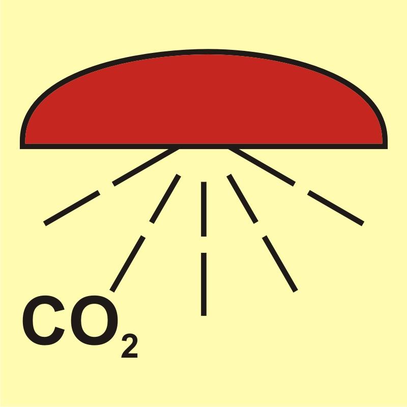 Rejon chroniony przez instalację CO2