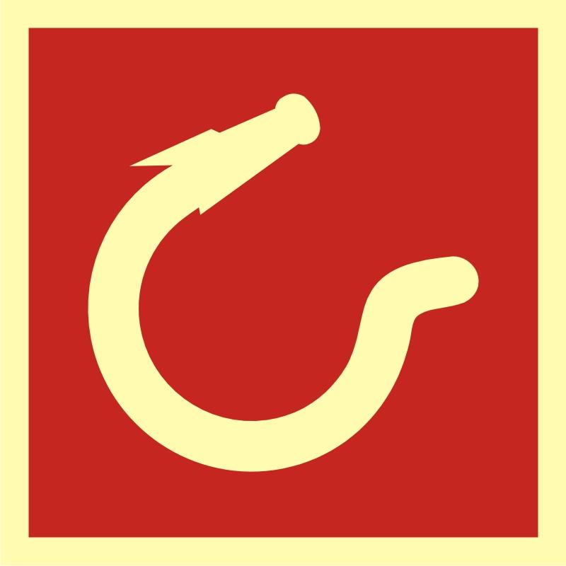 Wąż z prądownicą wielostrumieniową