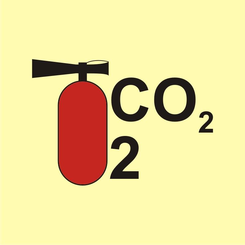 Gaśnica śniegowa CO2/2