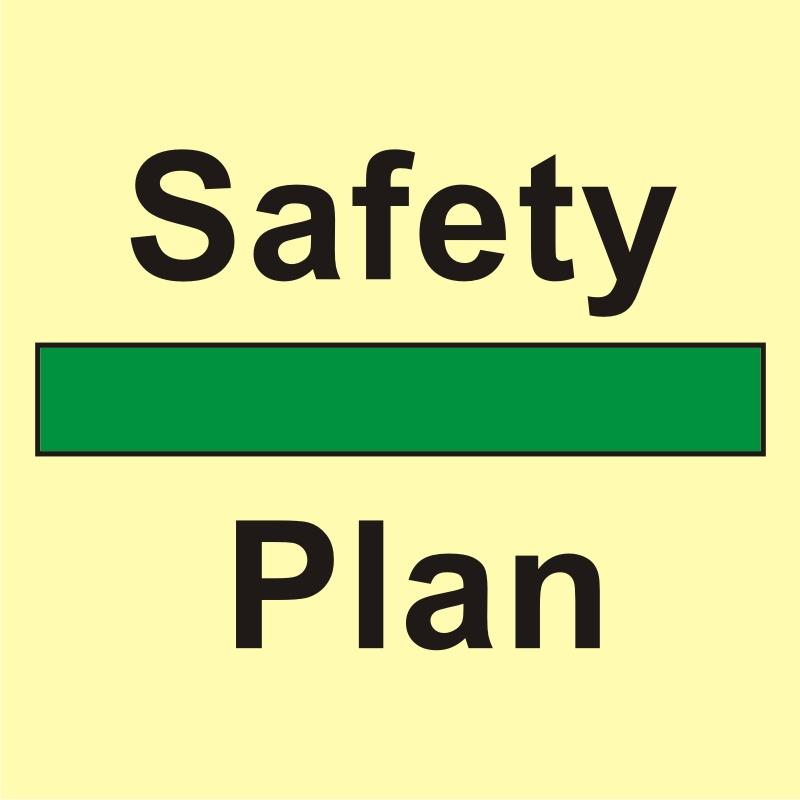 Plan urządzeń ratowniczych oraz środków ewakuacyjnych