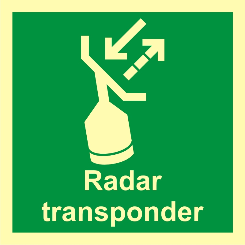 Transponder poszukiwawczo - ratunkowy (SART)