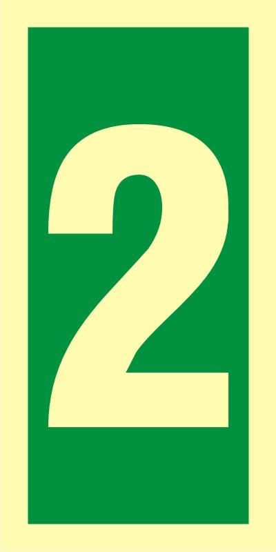 Numer stacji ewakuacyjnych 2