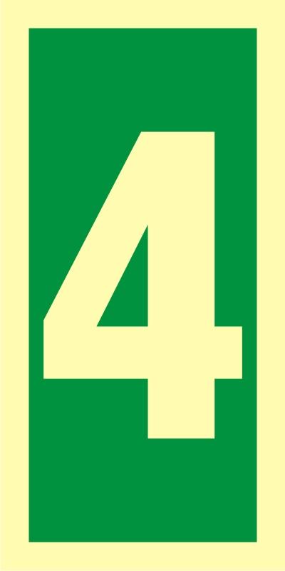Numer stacji ewakuacyjnych 4