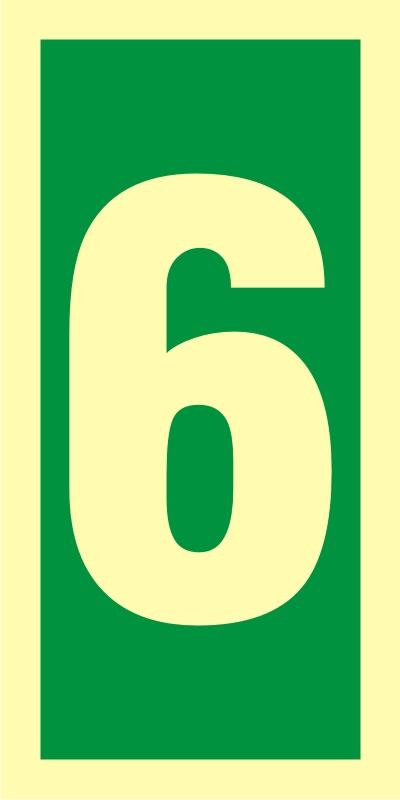 Numer stacji ewakuacyjnych 6