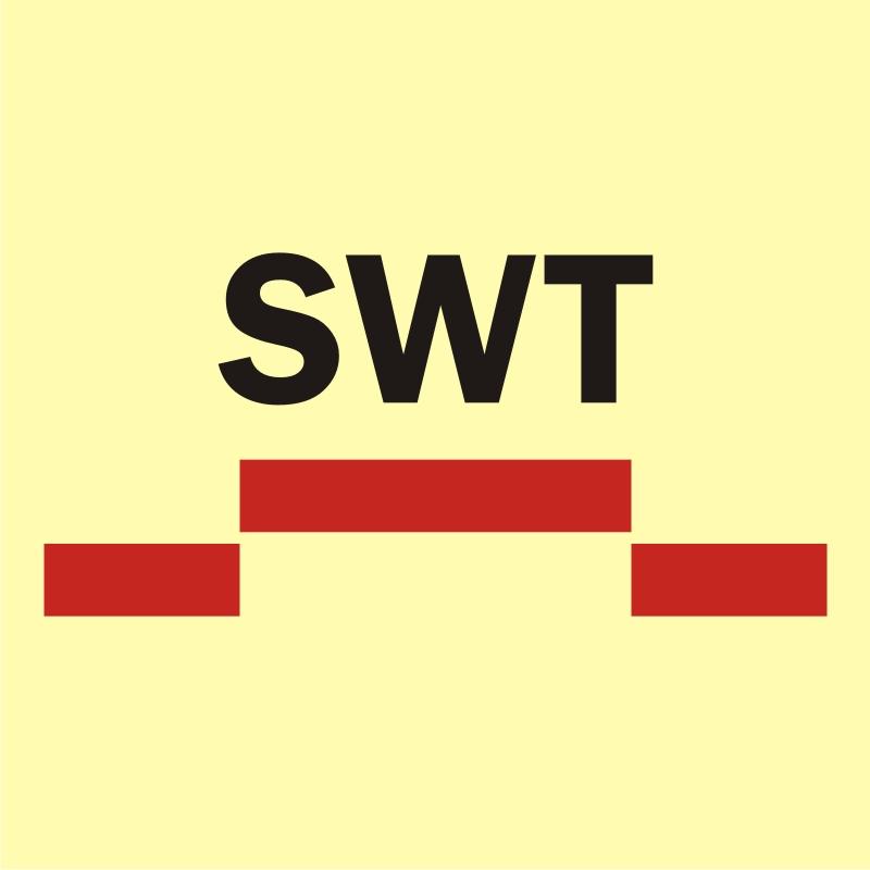 Drzwi przeciwpożarowe półwodoszczelne przesuwne - kategoria A
