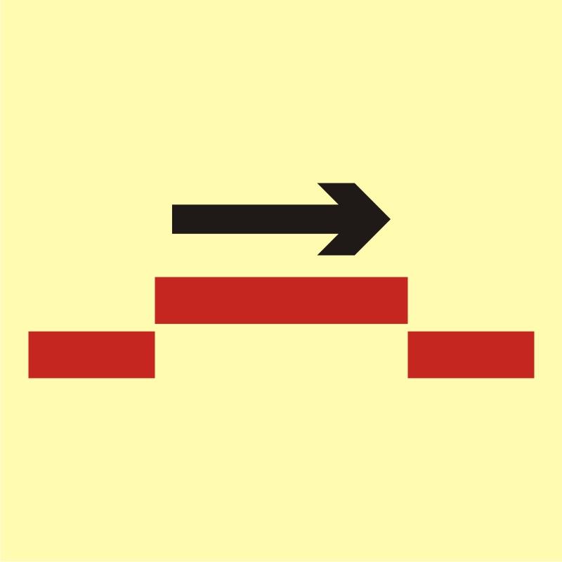 Drzwi przeciwpożarowe przesuwne samozamykające się - kategoria A