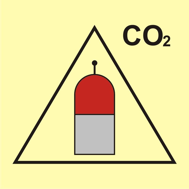 Stanowisko zdalnego uwalniania (CO2 - dwutlenek węgla)