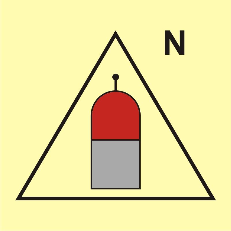 Stanowisko zdalnego uwalniania (N - azot)