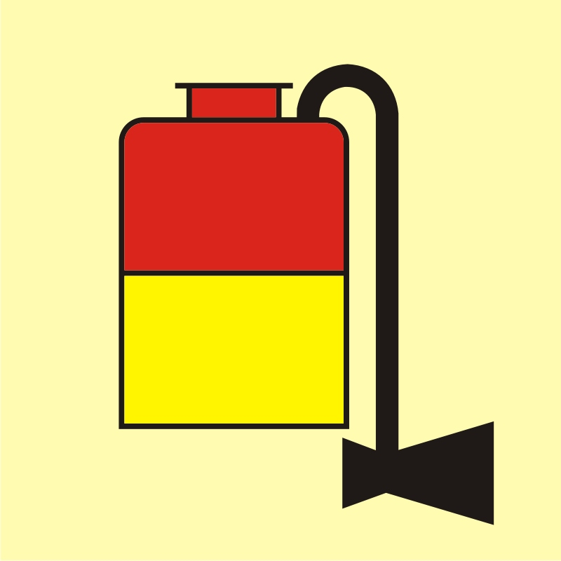 Przenośny aplikator piany lub odpowiednie zbiorniki zapasowe