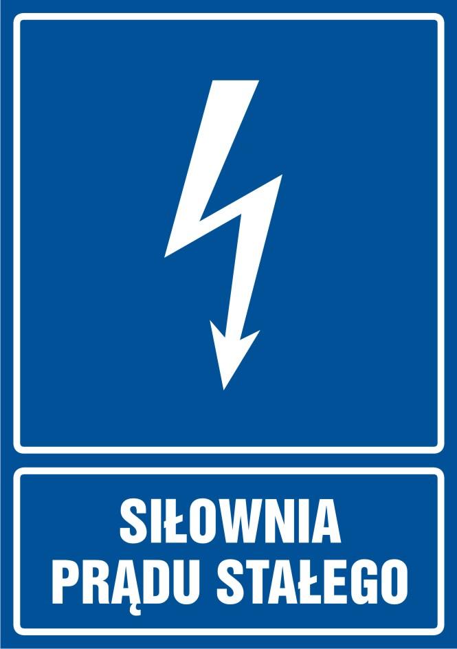 Siłownia prądu stałego - pionowy