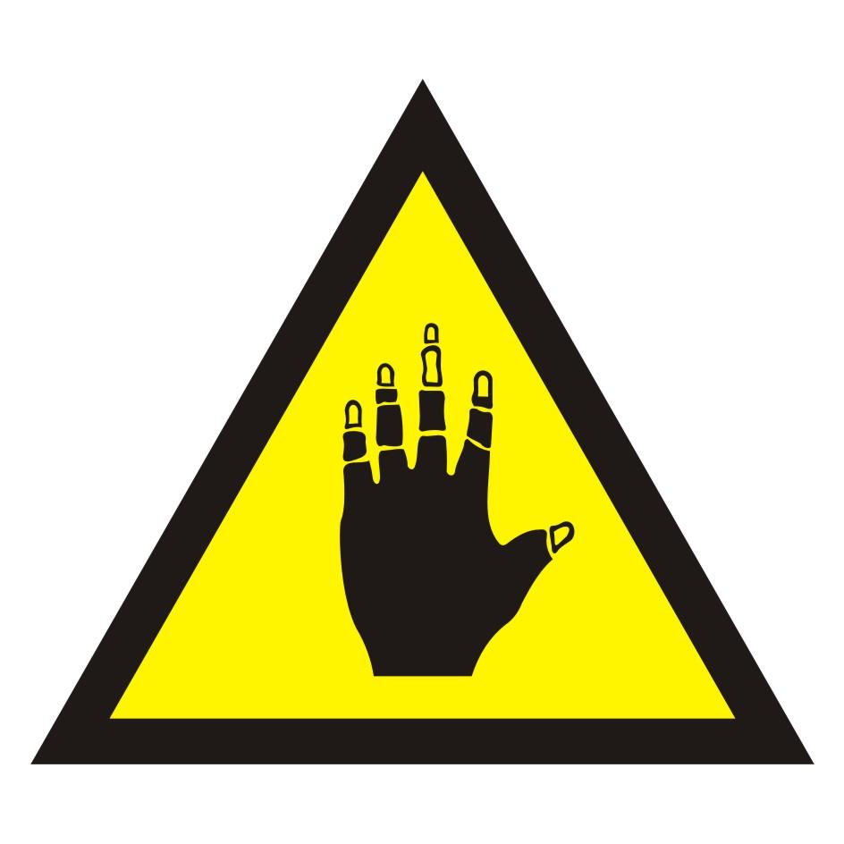Ostrzeżenie przed substancjami żrącymi 2