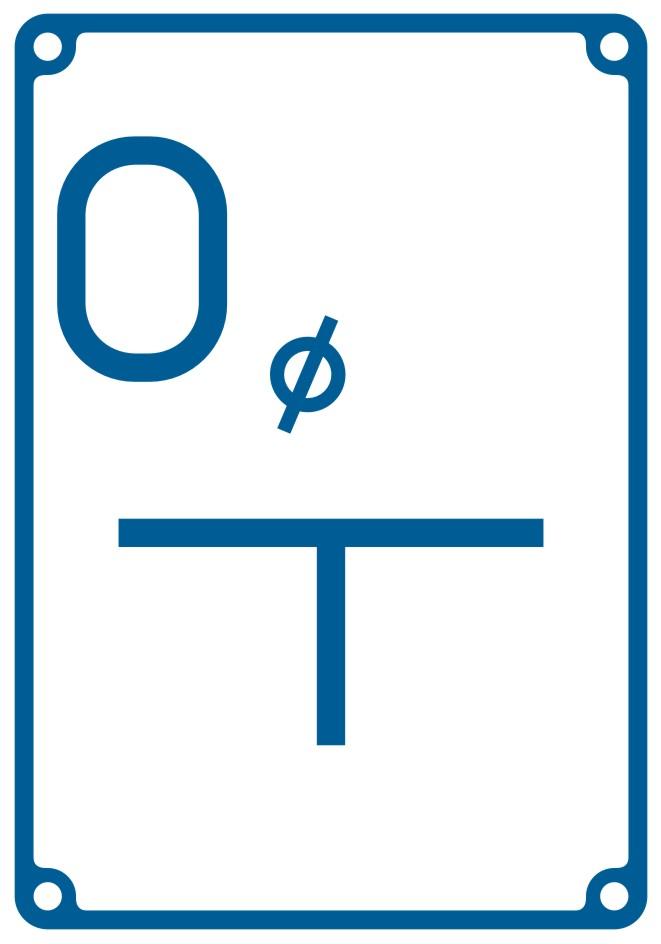 Tablica orientacyjna dla odpowietrznika