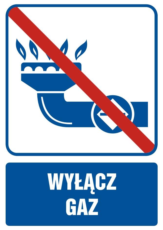 Wyłącz gaz