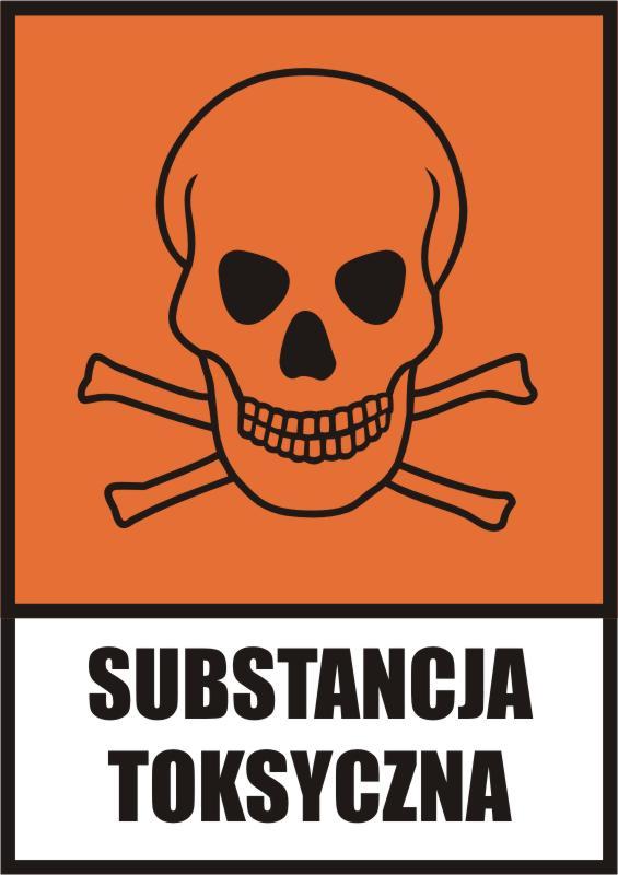 Substancja toksyczna (T) z opisem