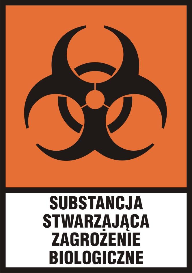 Substancja stwarzająca zagrożenie biologiczne