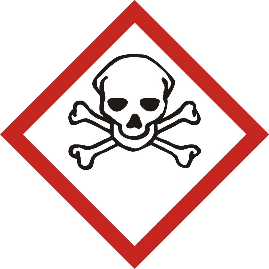 nowe oznakowanie produktu bardzo toksycznego