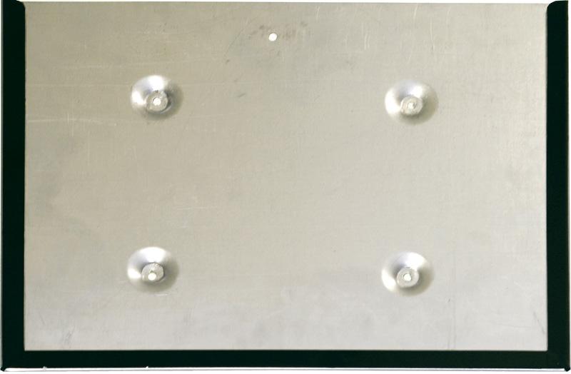 Podkład do mocowania tablic MA 010