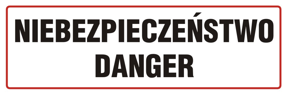 Niebezpieczeństwo - Danger