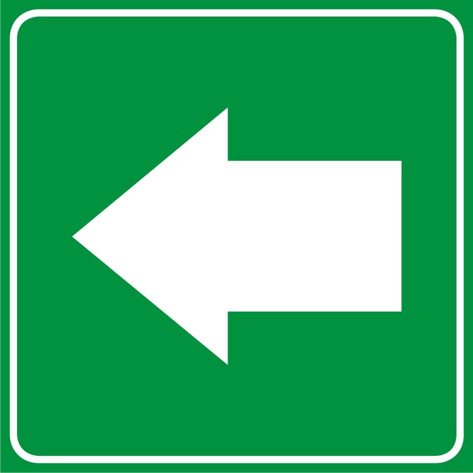 Kierunku stosowany łącznie ze znakami 021 i 022