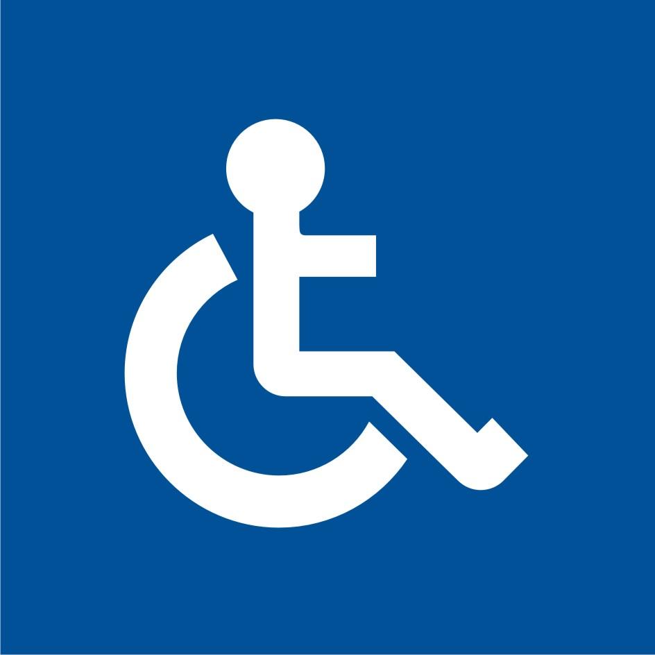 Oznakowanie aparatów publicznych przystosowanych do używania przez osoby niepełnosprawne