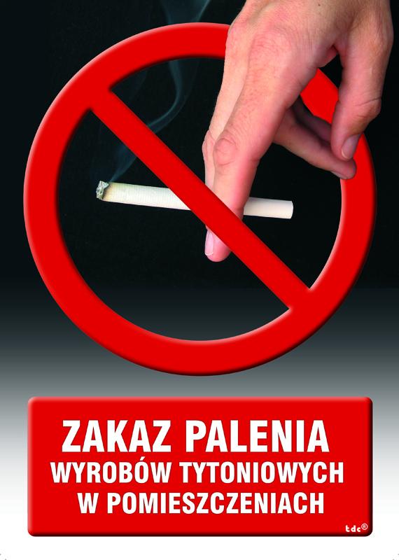 Zakaz palenia wyrobów tytoniowych w pomieszczeniach 2