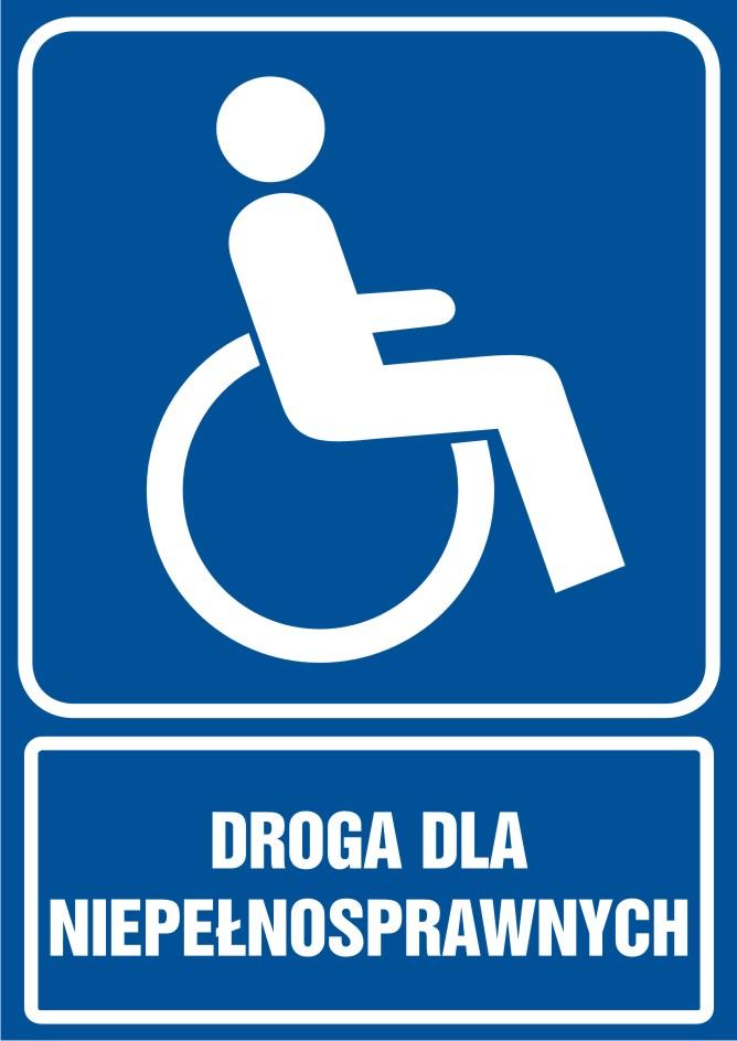 Droga dla niepełnosprawnych 2