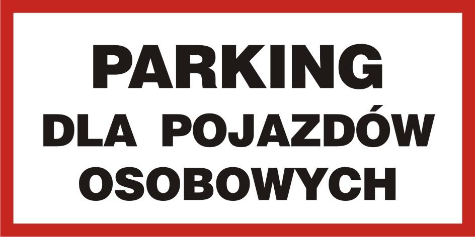 Parking dla pojazdów osobowych