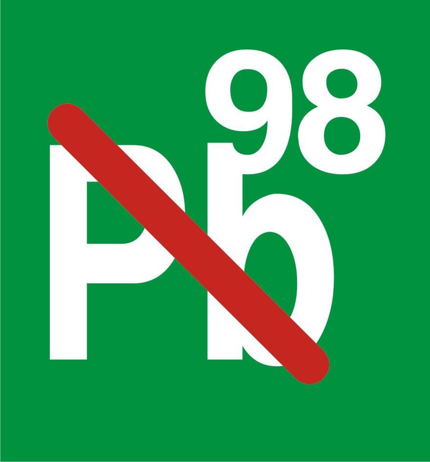 Paliwo bezołowiowe - 98 oktanów