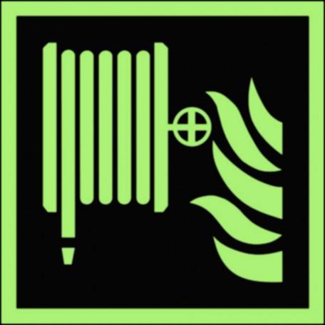 Znak przeciwpożarowy Hydrant wewnętrzny 2