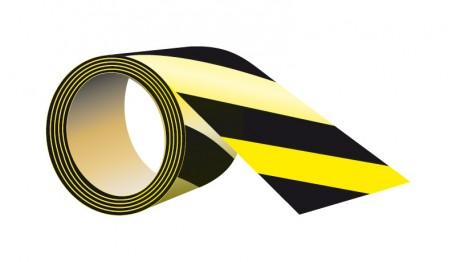 Taśma antypoślizgowa żółto - czarna
