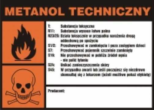 Metanol techniczny