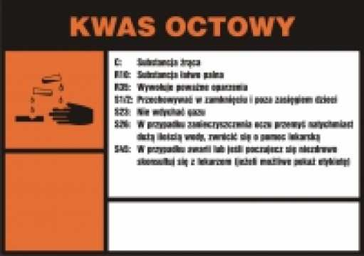 Kwas octowy