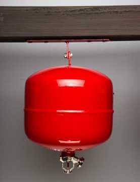 Samoczynne urządzenie gaśnicze 10 kg ABC