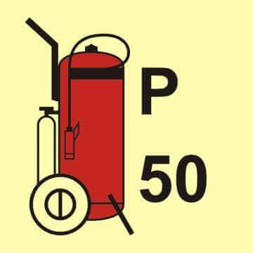 Agregat proszkowy P50