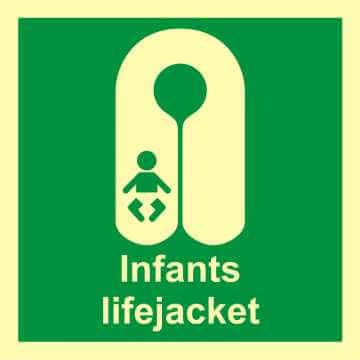 Kamizelka ratunkowa dla niemowląt