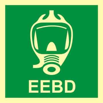 Aparat oddechowy na wypadek sytuacji awaryjnych (EEBD)