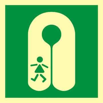 Kamizelka ratunkowa dla dzieci
