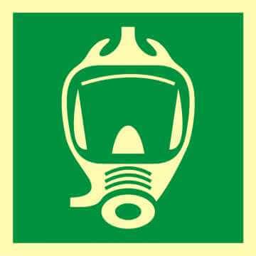 Aparat oddechowy na wypadek sytuacji awaryjnych (EEBD) 2
