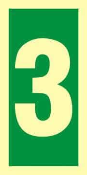 Numer stacji ewakuacyjnych 3