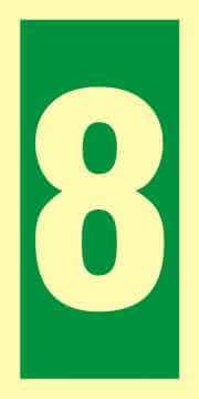 Numer stacji ewakuacyjnych 8