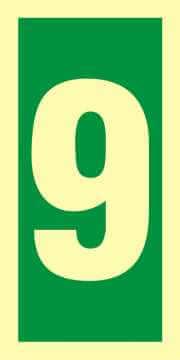 Numer stacji ewakuacyjnych 9