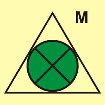 System zdalnego sterowania/odcinania wentylacji (obszar maszynowy)