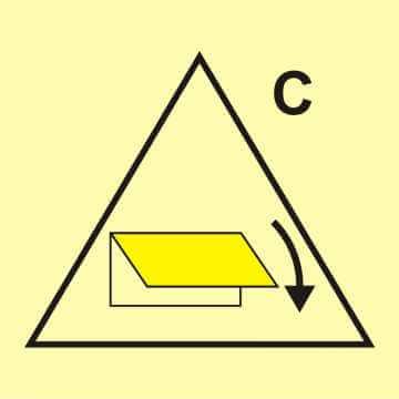 Zdalne sterowanie zamykaczy wlotu/wylotu wentylacyjnego (obszar towarowy)