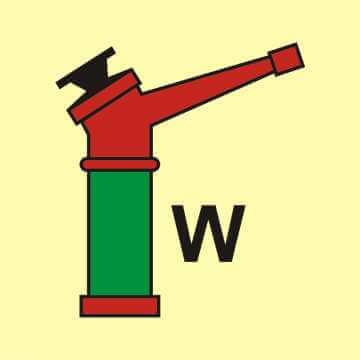 Monitor (W - woda)
