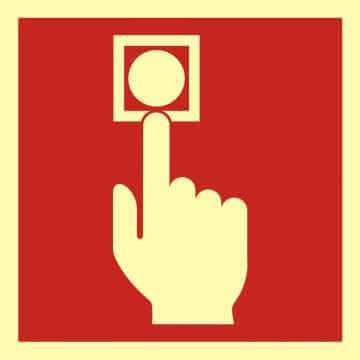 Ręcznie sterowane punkty alarmowe