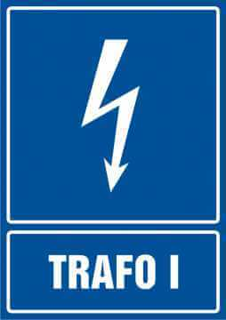 Trafo 1 - pionowy