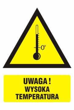 Ostrzeżenie przed wysokimi temperaturami 2